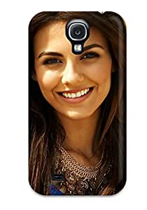 Hot Victoria Justice First Grade Tpu Phone Case For Galaxy S4 Case Cover