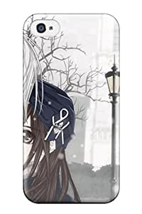 Hot Snap-on Young Anime Hugging Hard Cover Case/ Protective Case For Iphone 4/4s