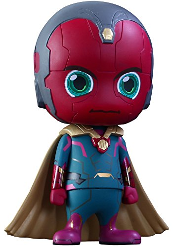 Hot Toys Marvel Avengers Age of Ultron Cosbaby Series 2 Vision 3-Inch Mini Figure
