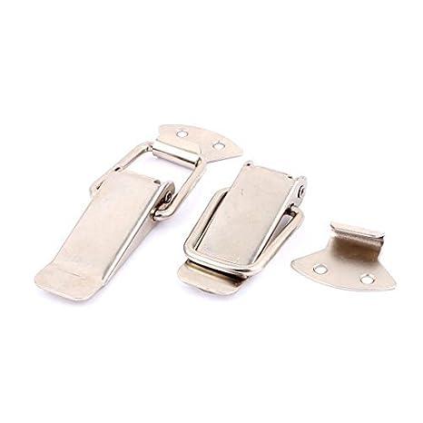 eDealMax 11cm caja de la caja de acero inoxidable muelle de ...