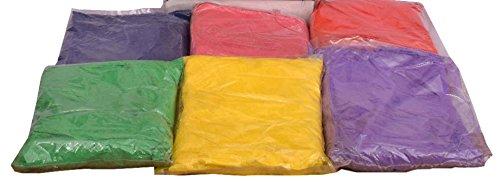 Colormarathon Premium Quality Holi Color Powder - 6 Colors X 1.5 Lb Each, Total 9 Lbs by ColorMarathon