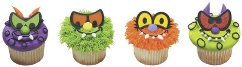 Monster Scary Cupcake Topper Picks product image