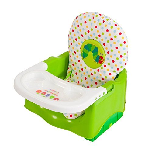 The World of Eric Carle The Very Hungry Caterpillar Happy and Booster Seat by Creative Baby