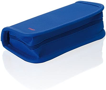 Kit de Toilettes B/éb/é 10 Accessoires dans Etui Bleu Reer