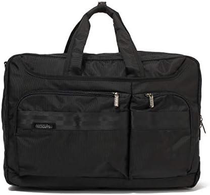 ビジネスバッグ アメリカンツーリスター [QUANTICO クアンティコ・BRIEF CASE L・DD5*09002] 33cm ブラック