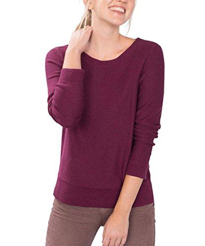 Esprit-096EE1I033-Pull-Femme-Violet-Dark-Mauve-5-Large-Taille-Fabricant-Large