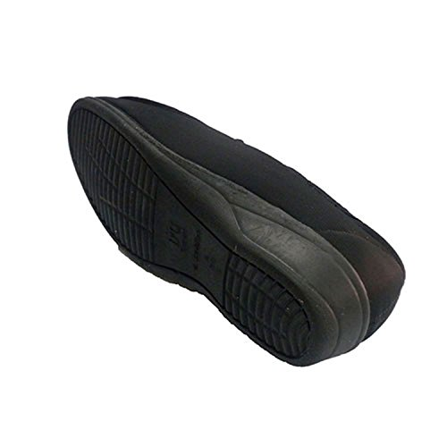 Lacets pieds d'été très délicate Doctor Cutillas en noir
