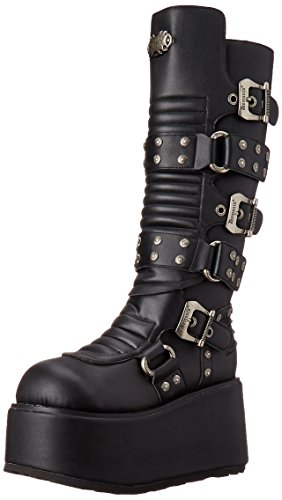 Demonia Ripsaw-520 - gothique Industrial plateau bottes chaussures unisex 36-45, US-Herren:EU-39 (US-M7)