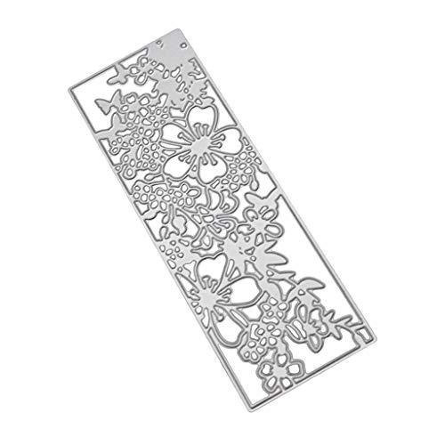 Cutting Dies,IHGTZS 2019 Mother's Day DIY Scrapbooking Album Die-Cut New Metal Scrapbooking Tools Gift for Mother DIY Card Metal Stencils New Snowflake Die-Cut Scrapbooking Paper Card