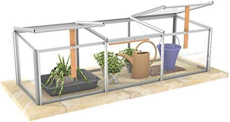 Simplicidad marco frío Regen 2 pies Mini invernadero fetidez ...