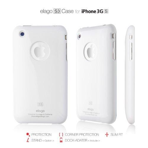 elago Case iPhone 3GS White
