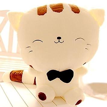 18cm Kawaii Pusheen Plush Toys Anime Brinquedos Stuffed Animal Doll Peluches Pusheen Cat For Girl Kid