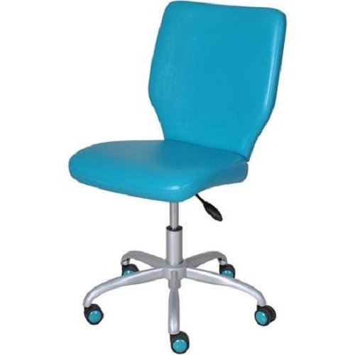 HOME Office Chair For Girls Adjustable Furniture Reception C