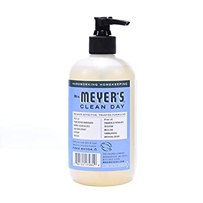 Mrs Meyers Clean Day Liquid Hand Soap, 12.50 Ounce