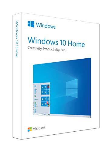 Microsoft Windows 10 Home | USB Flash Drive (Best Computer Antivirus Programs)