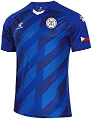 KELME Philippine National Team Jersey The Azkals Year 2021 Replicas Jersey (Included The Team Logo and Flag)