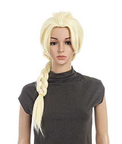 ZUUC Costume Cosplay Wig (Beige ZU162702)