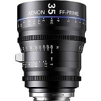 Schneider Kreuznach Xenon FF 35mm T2.1 Prime Lens for ARI PL Mount, 0.35m (1.14) Close Focus,