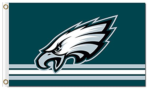 NFL Philadelphia Eagles 3x5ft Flag - Philadelphia 3x5 Eagles Flag