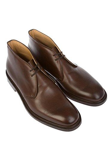 Churchs Herren TASMANIANEVADABROWN Braun Leder Desert Boots