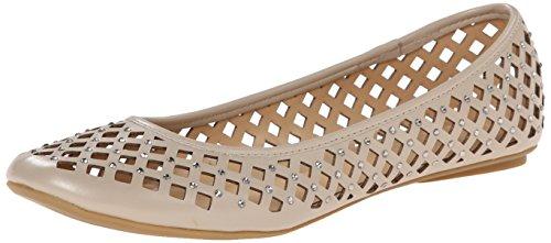 Kenneth Cole REACTION Women's Slip Gloss 2 Ballet Flat