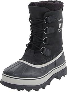 Men's Caribou II Boot (11 D(M) US / 44 EUR Black/Tusk)