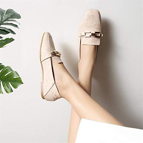 Casual Calza 35 FLYRCX Oficina 38 Las Planos los señoras Moda EU Antideslizantes de la El Maternidad Zapatos Trabajo UE de de de 6SIRqFxwSc