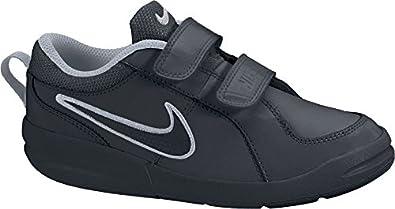 timeless design ff447 1f2dd Nike 454500-001, Boys  Sneakers, Black (Black   Black   Metallic