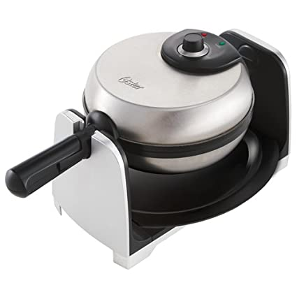 Amazon Oster 1 12 Inch Thick Belgian Flip Waffle Maker
