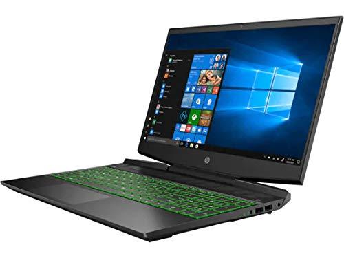 "CUK HP Pavilion Gaming 15t Laptop (Intel i7-10750H, 32GB RAM, 512GB NVMe SSD + 1TB HDD, NVIDIA GeForce RTX 2060 6GB Max-Q, 15.6"" 4K UHD, Windows 10 Pro) Professional Gamer Notebook Computer"