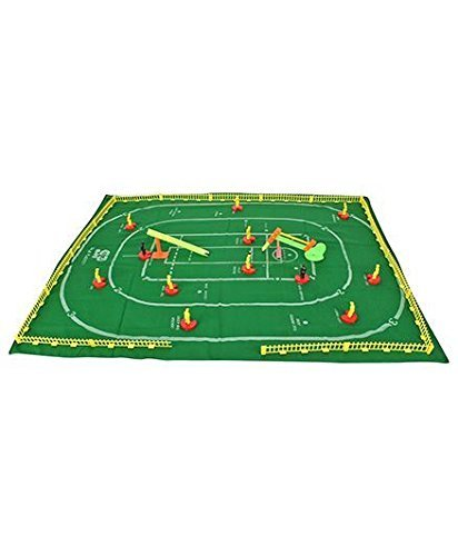 TOYZTREND Indoor International Cricket Board Game for Kids