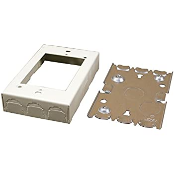 Legrand wiremold b 2 switch outlet box electrical for Outlet b b