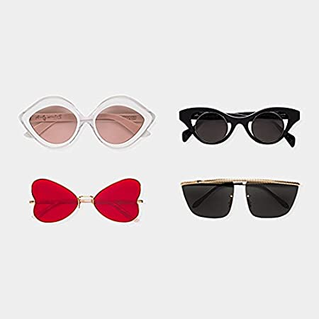 06ce821729a Super Andy Warhol - The Illustrated Series Sunglasses  Amazon.co.uk   Kitchen   Home