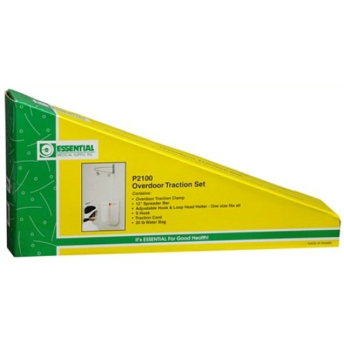 Essential Medical Overdoor Traction Set-1 Each