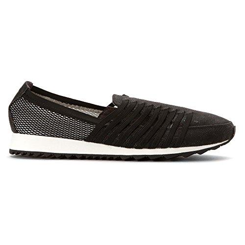 Easy Spirit Lehni Womens Sneaker Black Multi cFUsp