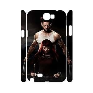 LGLLP Wolverine Phone case For Samsung Galaxy Note 2 N7100