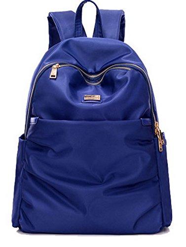 Sacs Femme Sacs AgooLar Voyage GMBBB181455 Noir Daypack École Bleu dos Weekender bandoulière à à 40qEEwnrd
