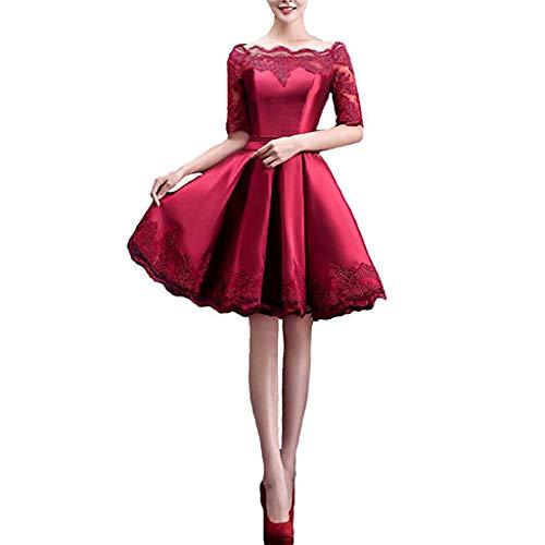Home Línea Mujer Noche 14 color Para Tamaño De Red Ailin Vestido Una xwHqU0nq