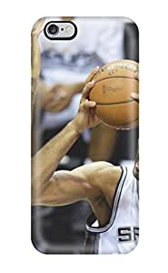 Fashionable PKiguVR641ENmDa Iphone 6 Plus Case Cover For San Antonio Spurs Basketball Nba (50) Protective Case