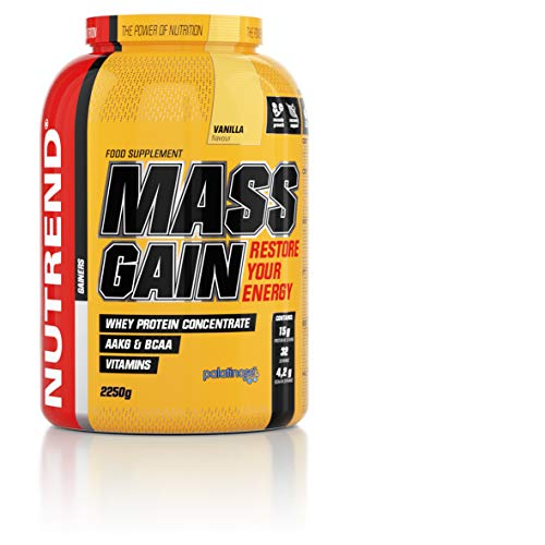 Mass Gain 2250 g Vanille