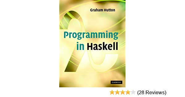haskell programming from first principles pdf 32