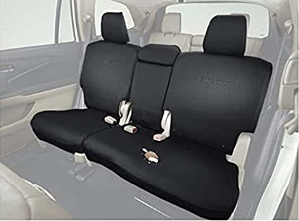 Honda Pilot 2016 2nd Row Seat Covers For Elite Model Only