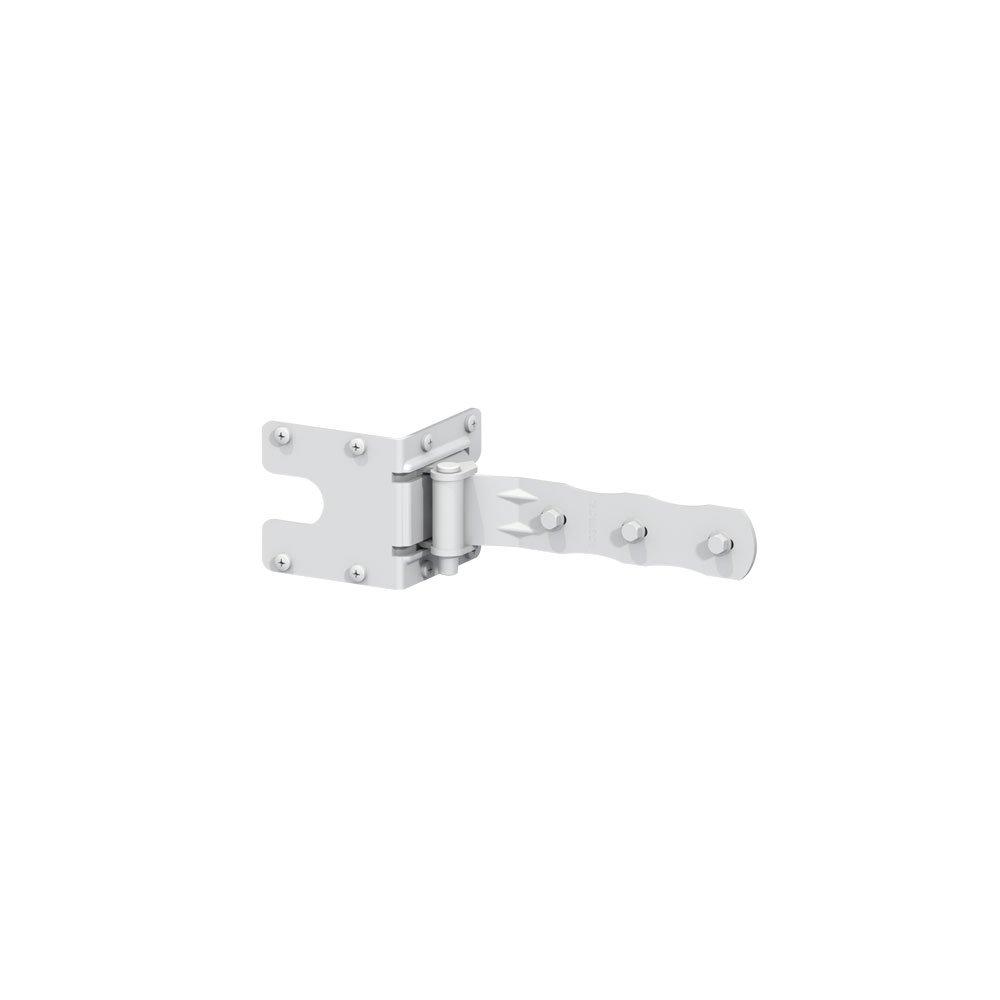 Boerboel 73002181 Standard Strap Hinge, White