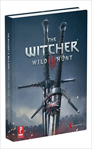 The Witcher 3: Wild Hunt Collectors Edition: Prima Official ...