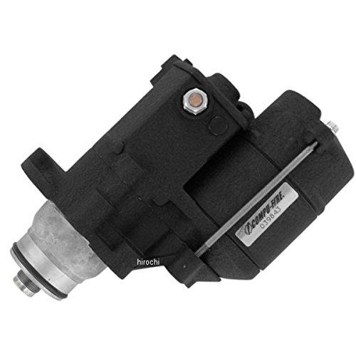 Compu-Fire スターター 1.6KW 07年-17年 Twin Cam 黒 2110-0245 53810 コンプファイア B01LY2UX4W