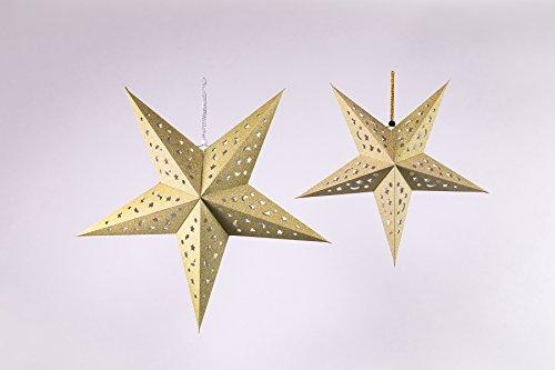 Star Lanterns Ramadan (Gold) by Days of Eid