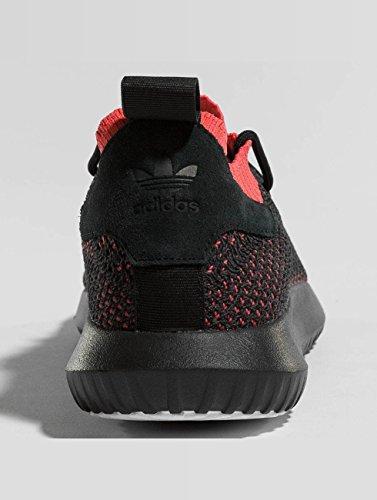 adidas Ginnastica Scarpe Tubular da Primeknit Nero Uomo Basse Shadow r1nrqxUHw