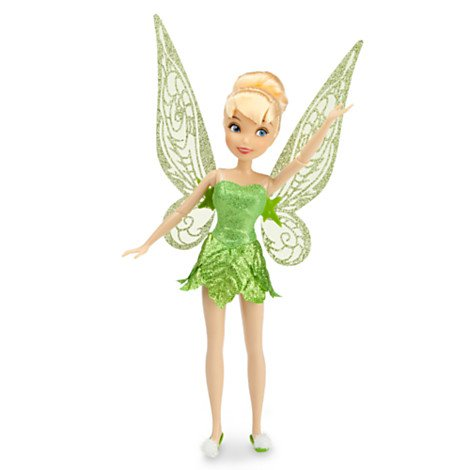 Disney Tinker Bell Fairies Flutter My Wings Doll