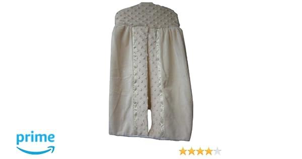Ivory BabyDoll Bedding Heavenly Soft Diaper Stacker