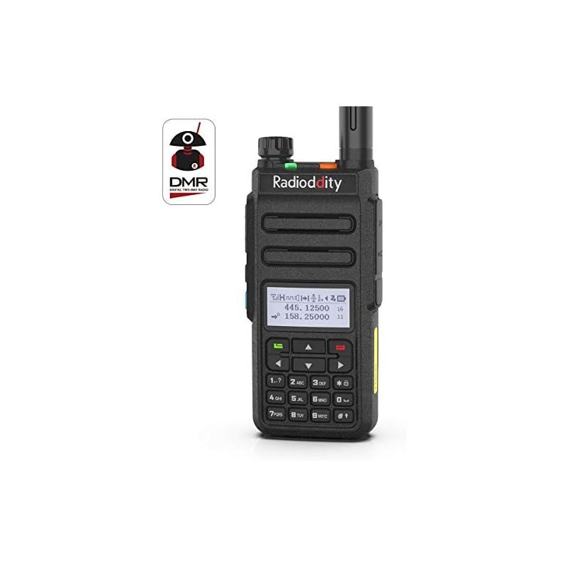 Radioddity GD-77 Dual Band Dual Time Slo